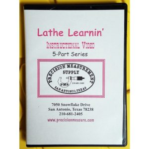 Lathe Learnin' 5-Part Instructional Video Series