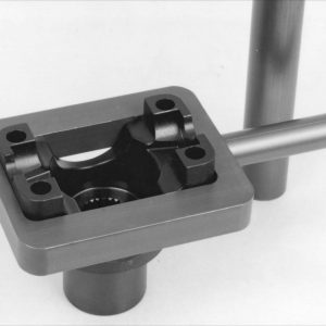 YOKE SUPPORT FOR PINION NUT